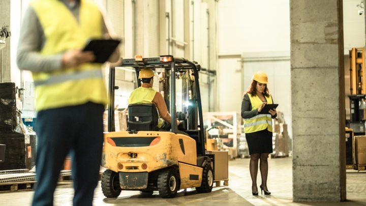 Keamanan Forklift