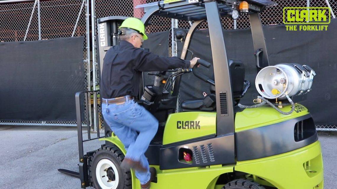 Sejarah dan Perkembangan Forklift