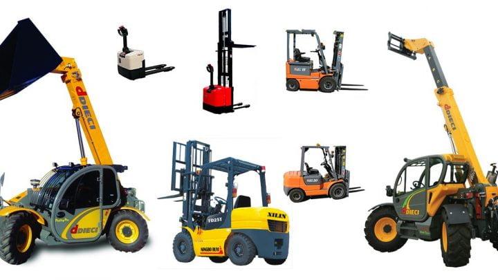 Tipe-tipe Forklift