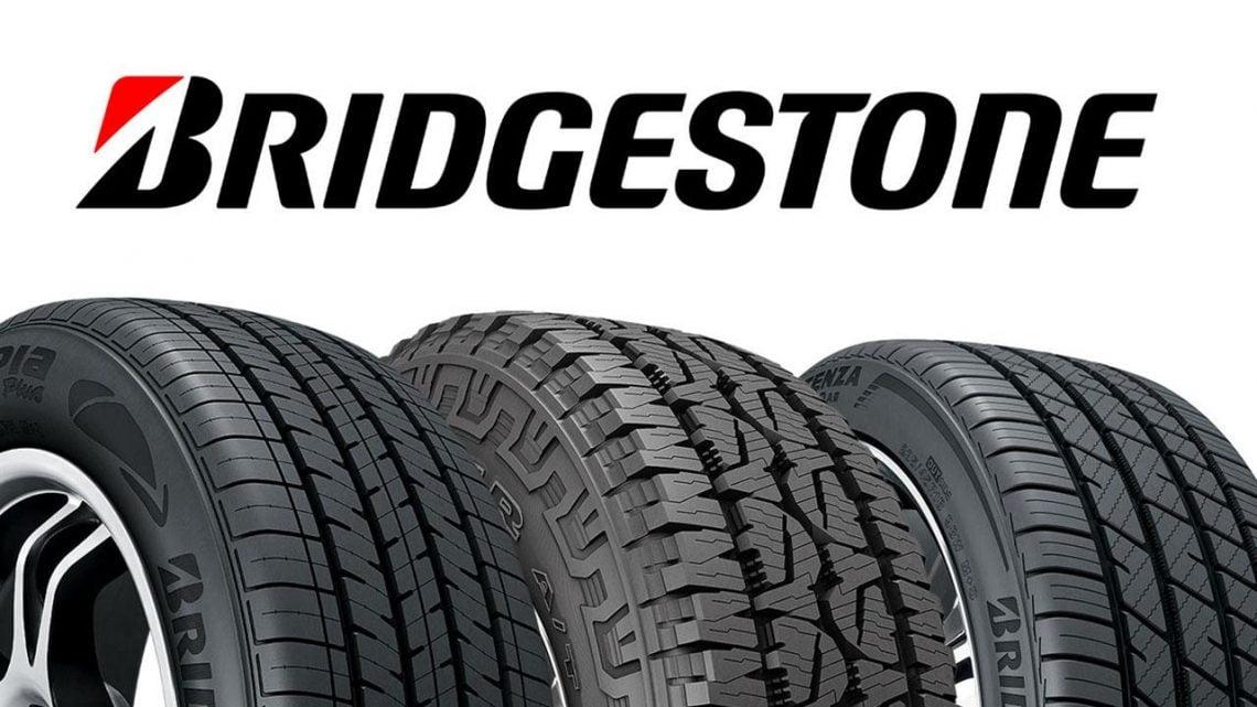 Harga ban forklift Bridgestone